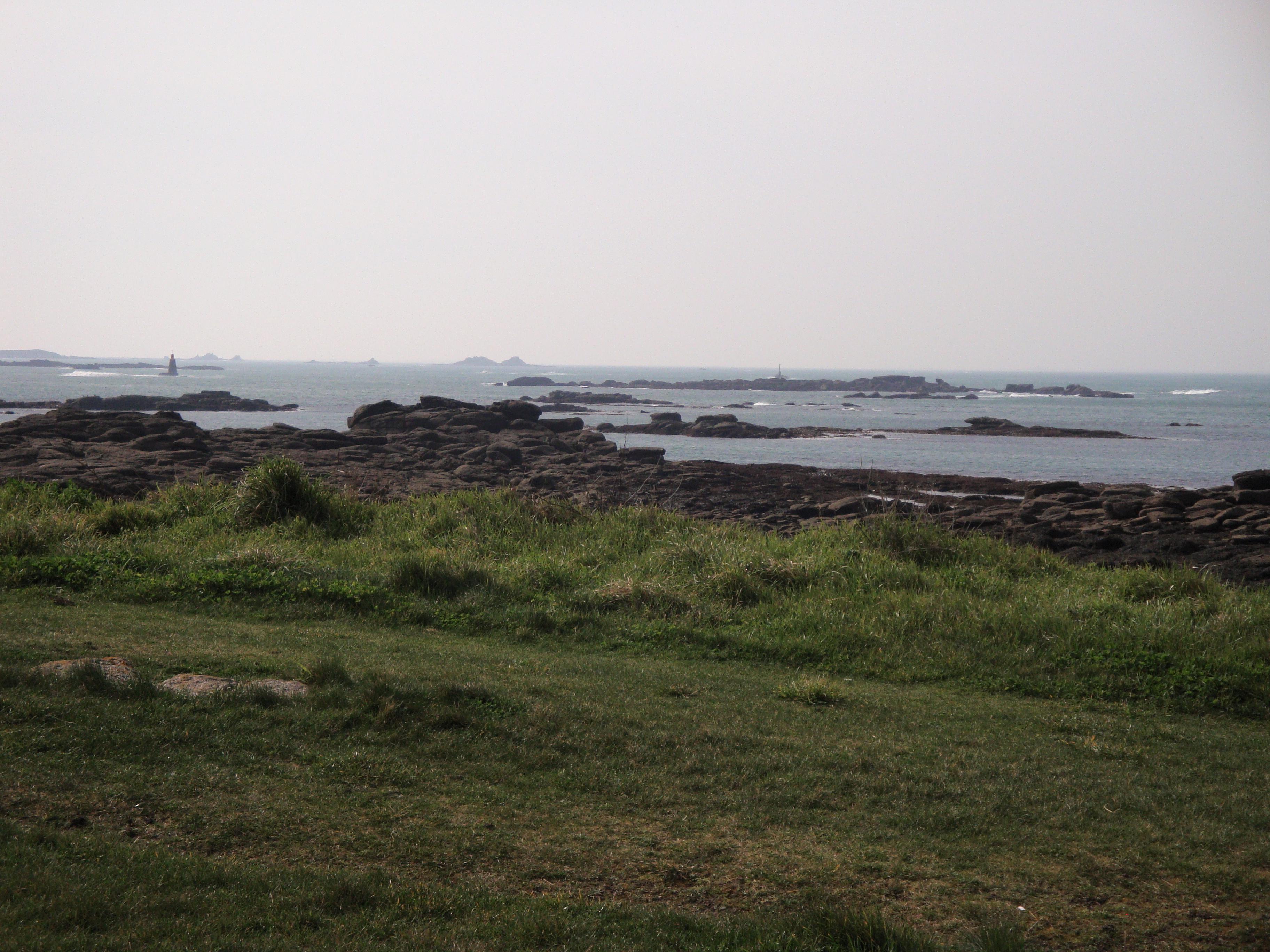 La mer d'Iroise